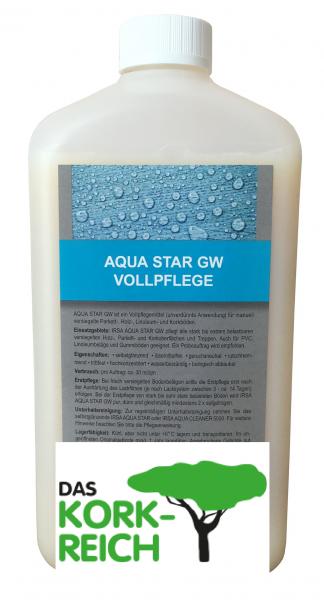 Irsa Aqua Star GW Vollpflege Grundschutz für stark beanspruchte versiegelte Flächen